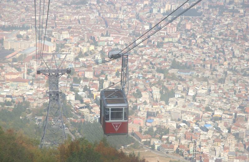 Bursa Tourism