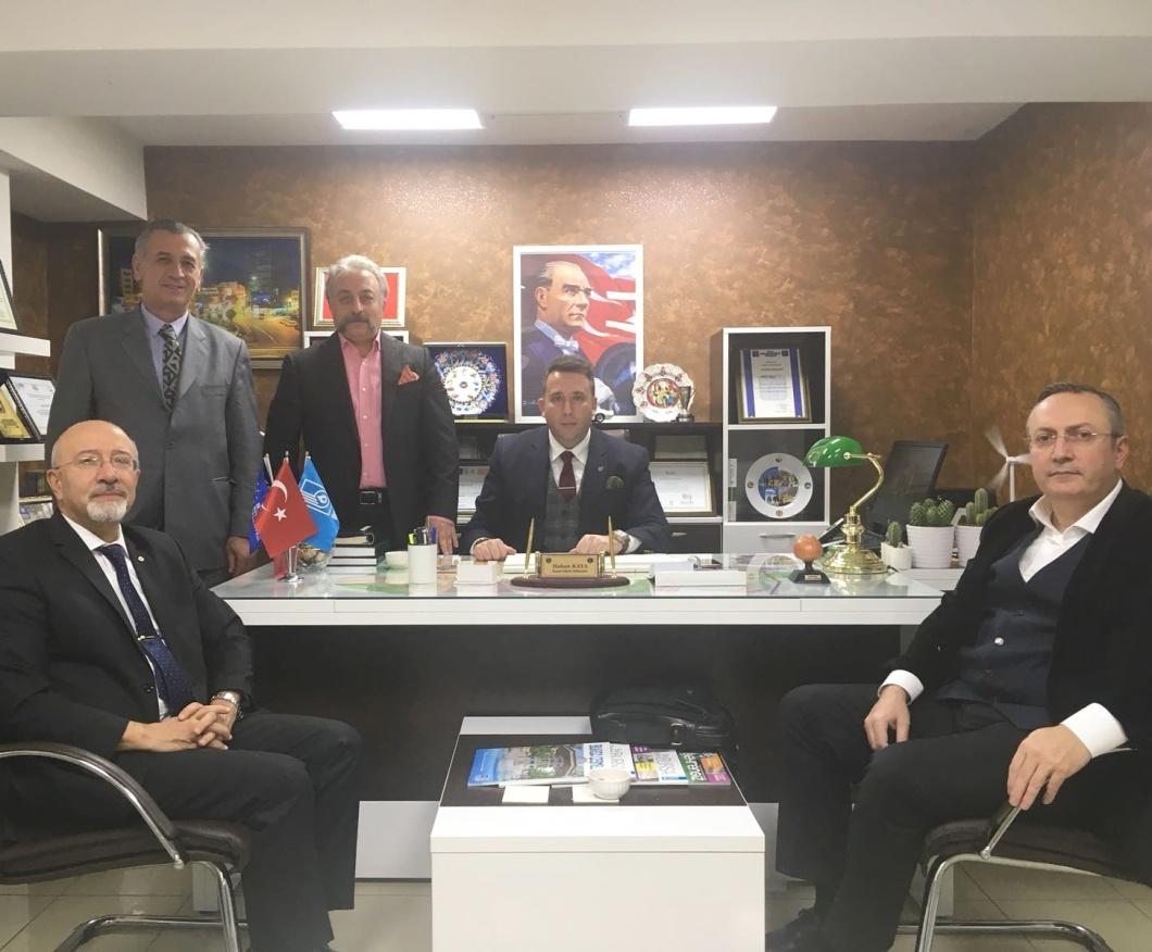 Bursa Felsefe Klb ziyaret buski